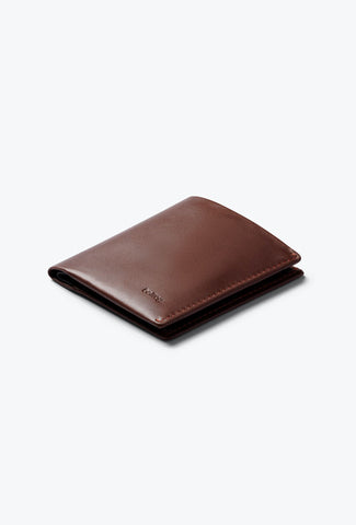 Note Sleeve Wallet (Cocoa)
