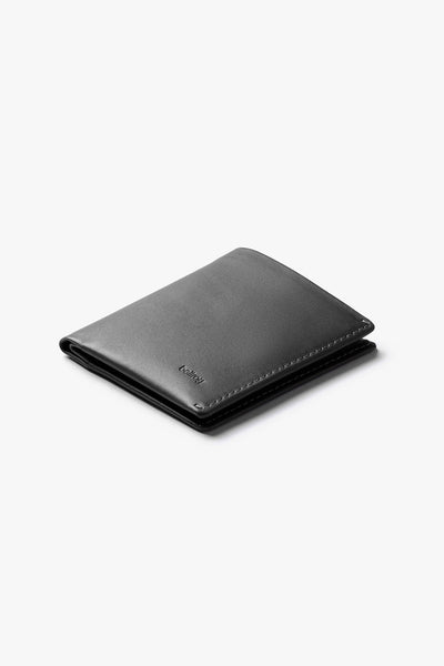 Note Sleeve Wallet (Charcoal)