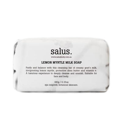 Lemon Myrtle Milk Soap (180g)