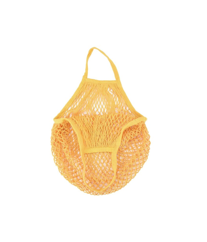 String Bag (Yellow)