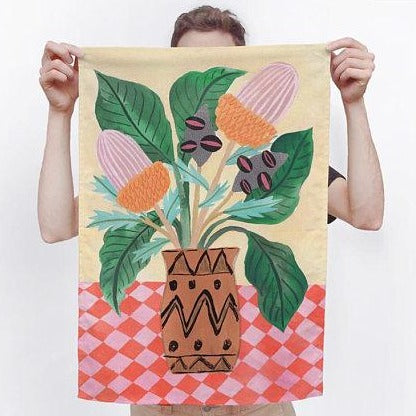 Tea Towel (Bushdance)