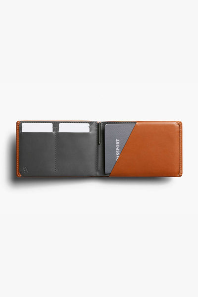 Travel Wallet (Caramel)