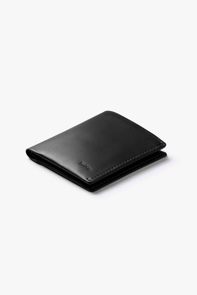Note Sleeve Wallet (Black)