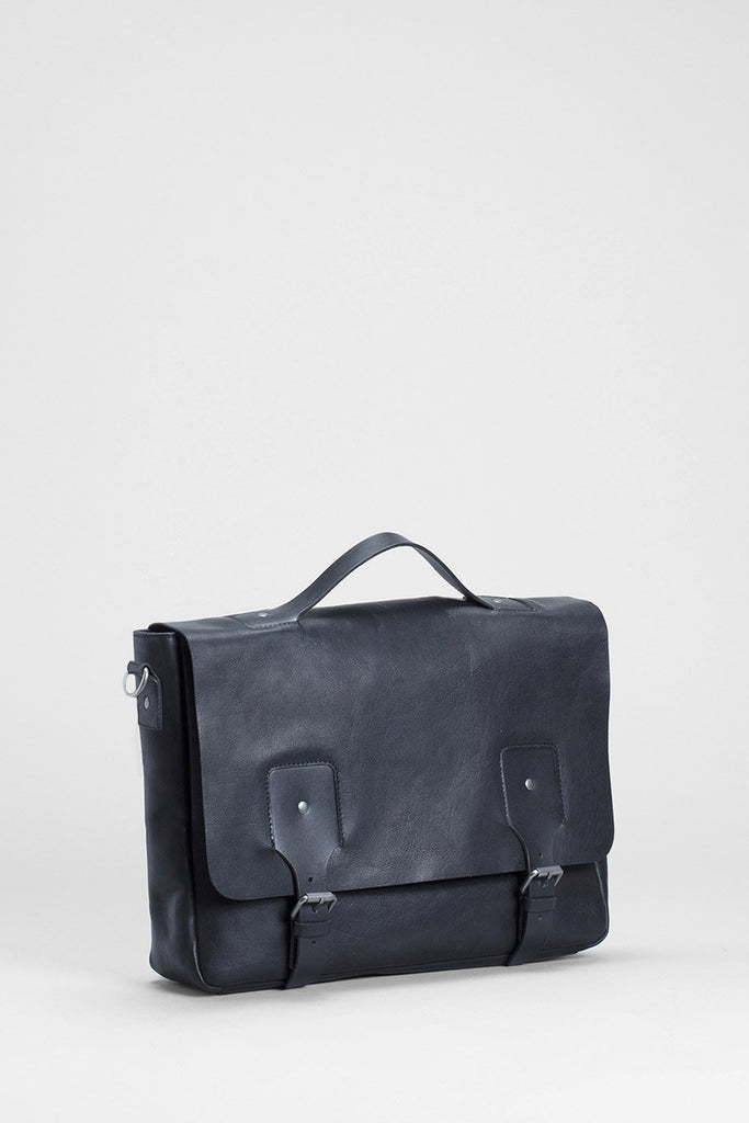Budal Messenger Bag (Black)