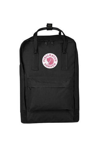 "Kanken Laptop 15"" Backpack (Black)"
