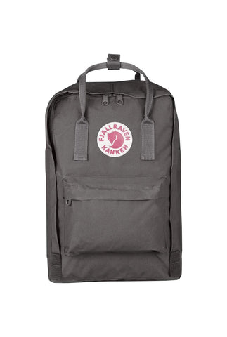 "Kanken Laptop 15"" Backpack (Super Grey)"