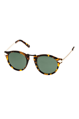 Helter Skelter Sunglasses (Crazy Tort)