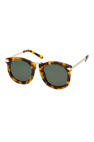 Super Lunar Sunglasses (Crazy Tort)