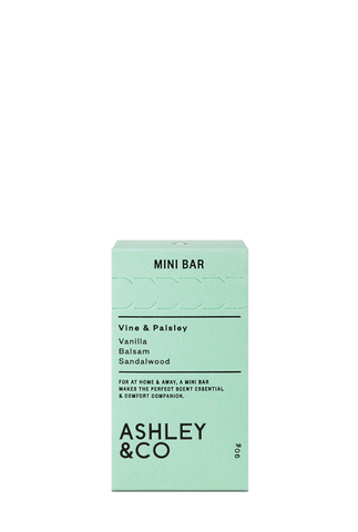 Mini Bar - Vine & Paisley (90g)