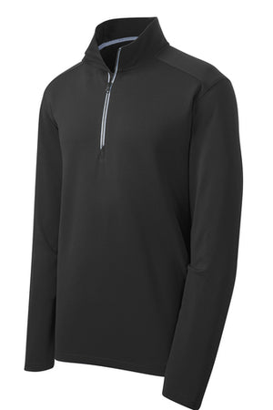 "AGW ""The Warm Up"" Mid-Weight 1/4 Zip Pullover Men's"