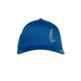 "AGW ""Always Royal"" Royal Blue Embroidered Fitted Hat"