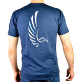 "AGW ""Big Bird"" Blue Tee Shirt"