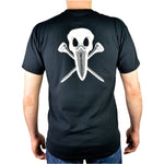 "AGW ""Open Seas"" Black Tee Shirt"