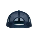 "AGW ""Starry Night"" Navy Blue Embroidered Snapback Trucker Hat"