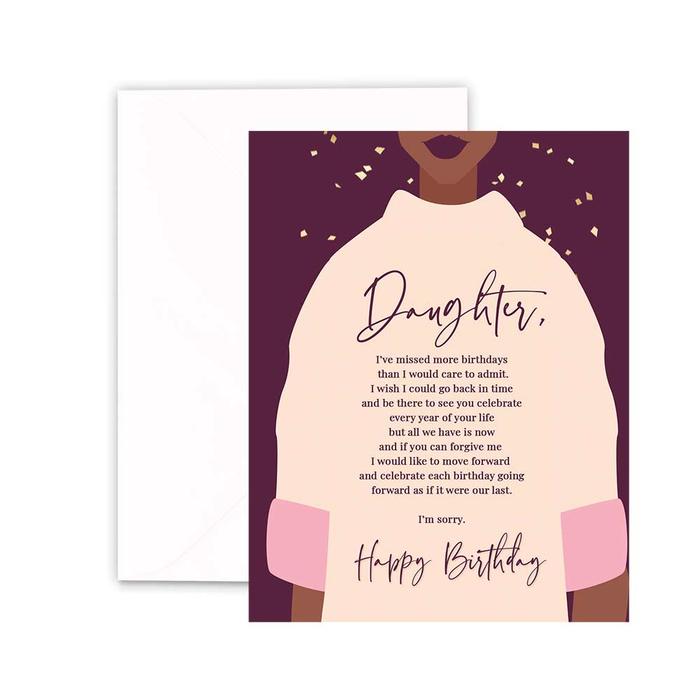 Daughter | Birthday