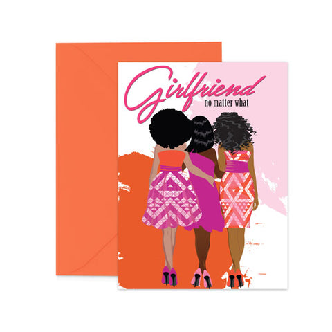 We Got You⎪ African American Greeting Cards