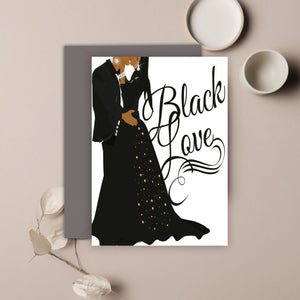 Black Love ⎪ African American Greeting Cards