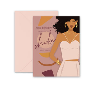 Birthday | Shake Things Up | New Arrival