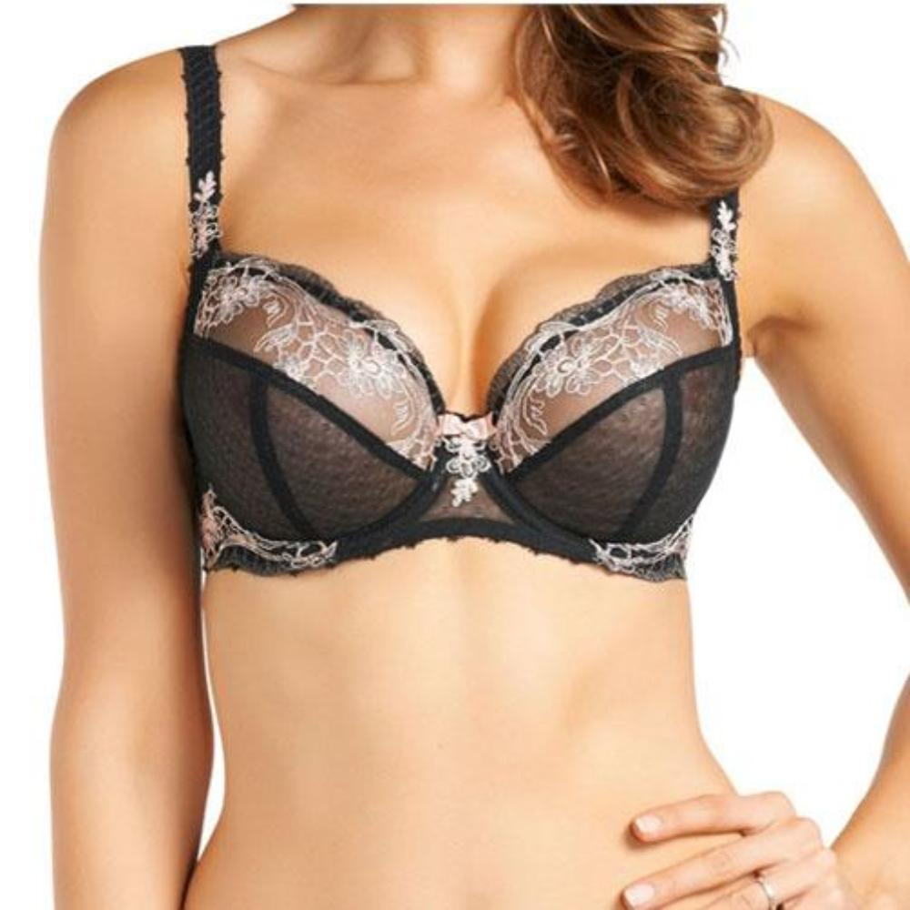 Melissa UW side support bra