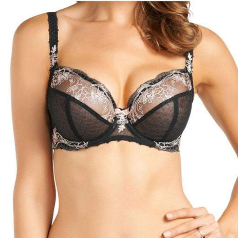 Enhance Rose Padded Bra