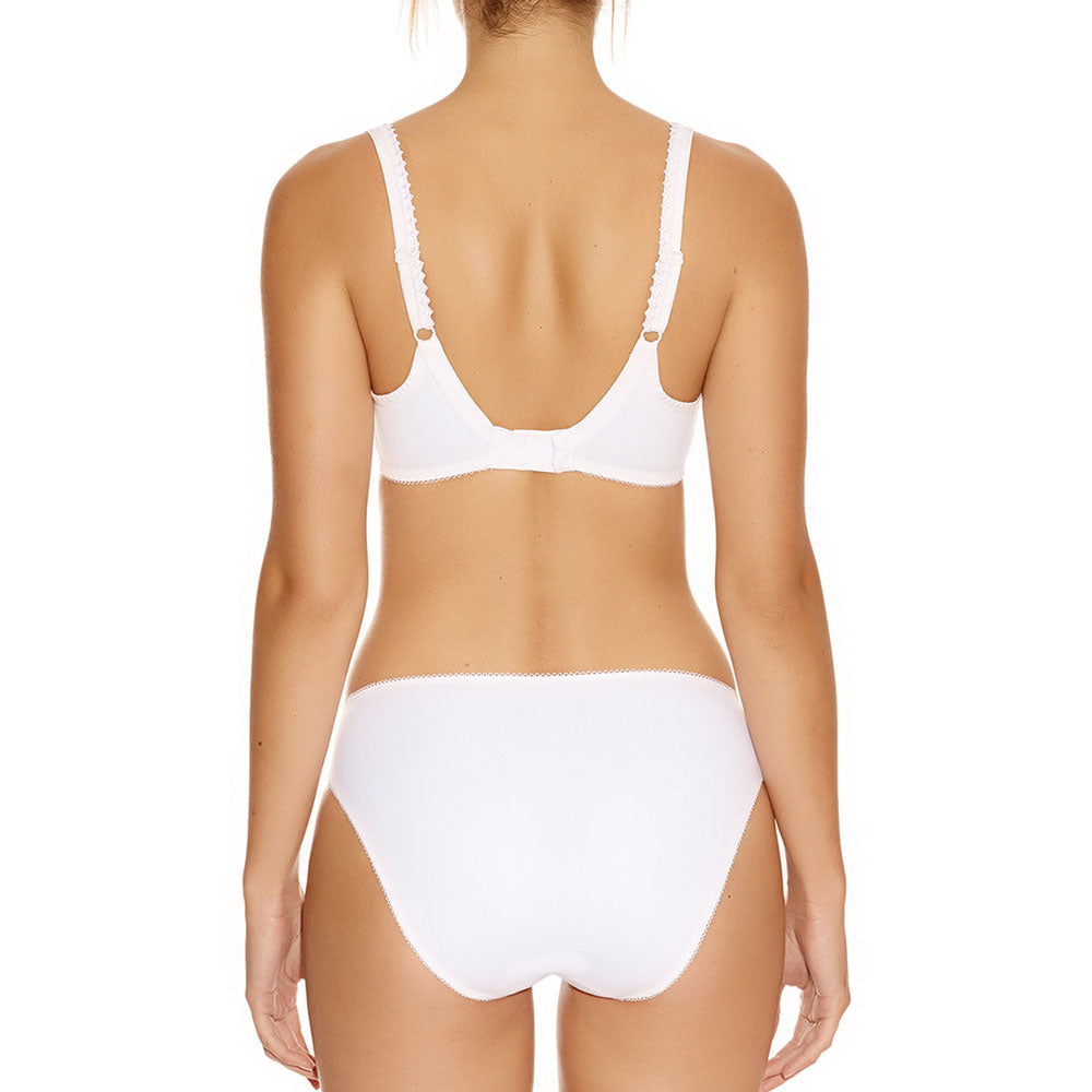 Rebecca UW Moulded Spacer Bra in White