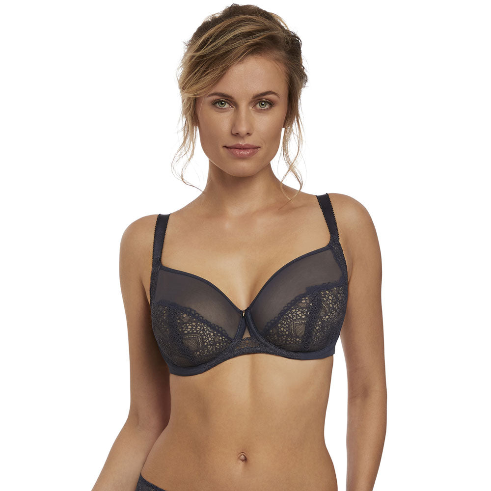 Twilight Underwired Side Support Bra