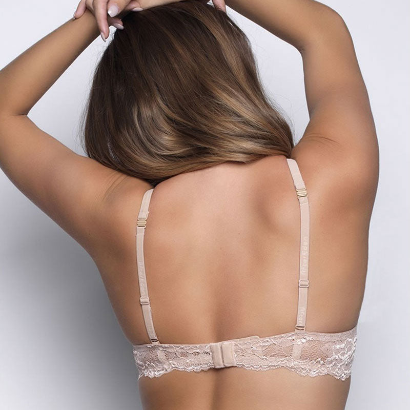 Two way Boost lace Push up bra