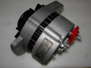 Alternator, 12V - 50 A - Pulley Driven - InterAv