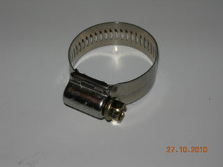 Clamp, Worm Drive - Hose - Aero-Seal - Breeze - 13/16 to 1 1/2