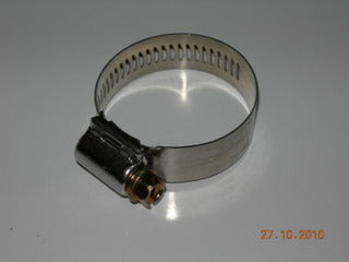 Clamp, Worm Drive - Hose - Aero-Seal - Breeze - 13/16 to 1 3/4