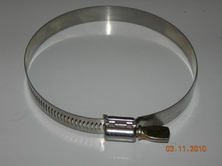 Clamp, Worm Drive - Hose - Aero-Seal - Breeze - 3 5/16 to 4 1/2