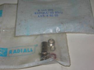 Connector, RG58 Male - Radiall