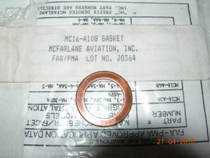 Gasket, Fuel Inlet Fitting - Carburetor