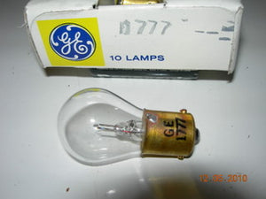 Lamp, 12V - 1.5A - General Electric
