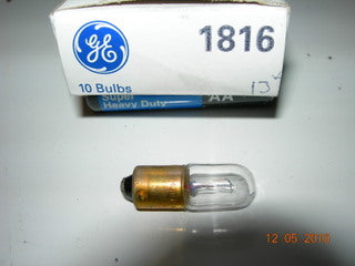 Lamp, 13V - .33A - General Electric