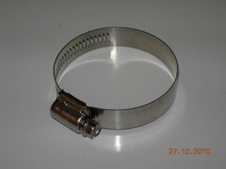 Clamp, Worm Drive - Hose - Aero-Seal - Breeze - 1 9/16 to 2 3/4