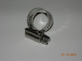 Clamp, Worm Drive - Hose - Aero-Seal - Breeze - 7/16 to 25/32