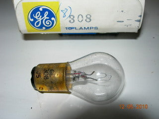 Lamp, 28V - .67A - General Electric