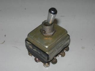 Switch, Toggle - Alternator - 4PST - BE95