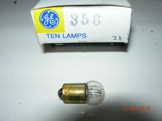 Lamp, 28V - .17A - General Electric