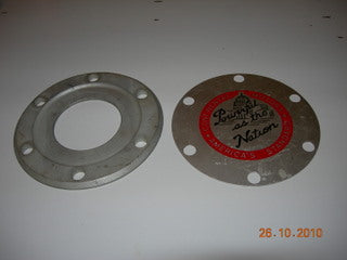 Flange, Propeller - Crankshaft - C85-0300 with Cover Plate