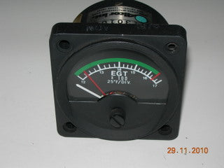 Indicator, EGT - ALCOR