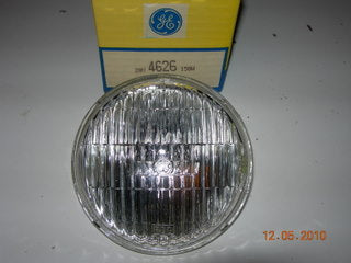 Lamp, 28V - 150W - PAR 36 - General Electric