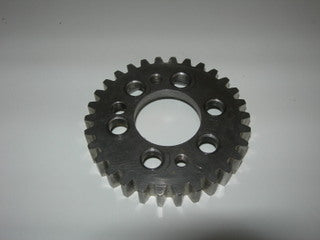 Gear, Crankshaft