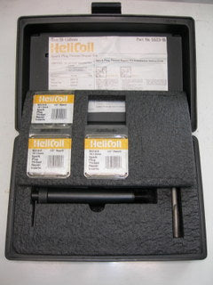 Helicoil Spark Plug Thread Repair Kit - 18 MM