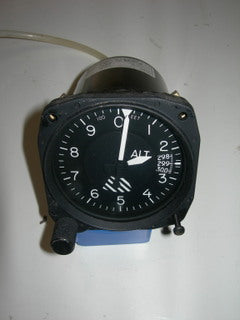 Indicator, Altimeter - United Instrument
