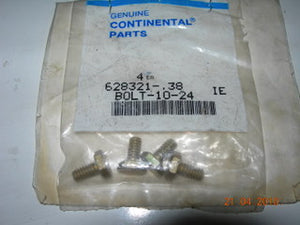 Bolt, Machine - Nose Seal Retainer - C0520