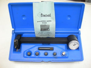 Kit, Cylinder Bore Dial Indicator - Central Tools