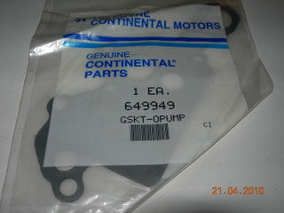 Gasket, Oil Pump - CIO520