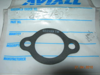 Gasket, Flange to Bushing